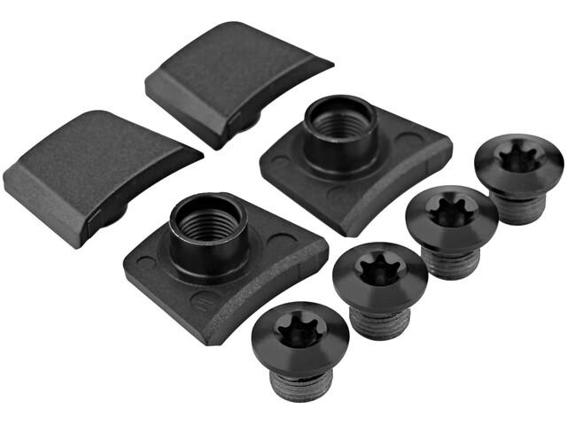 Shimano Saint FC-M820 chainring screws black